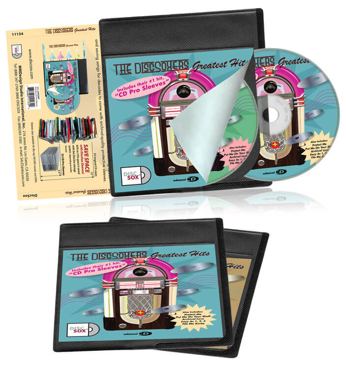 CD Storage & Holders
