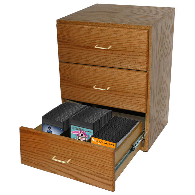 Media Chest 3 Drawer Cd