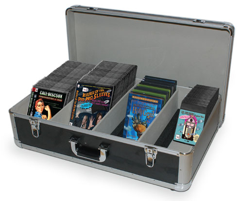 DVD/Blu-ray Disc Media Case