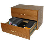 2-Drawer CD SoxChest