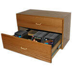 2-Drawer Blu-ray/DVD SoxChest