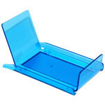 Blue CD Holder/Tray 8""