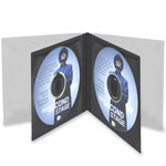 4-Disc Wallet - 10 Pack